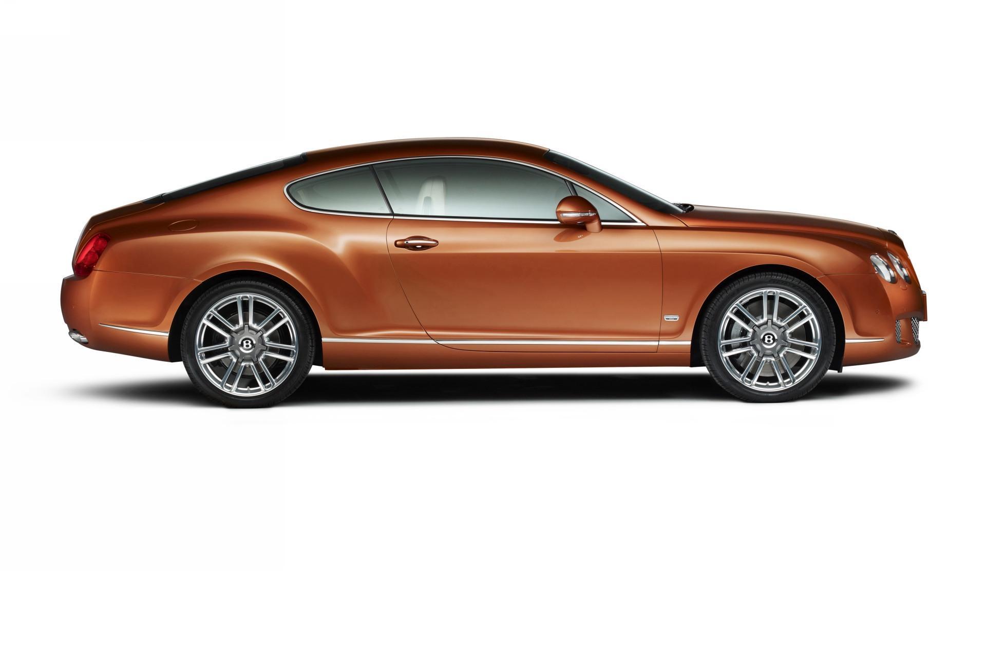 2010 bentley continental gt design series china conceptcarz vanachro Choice Image