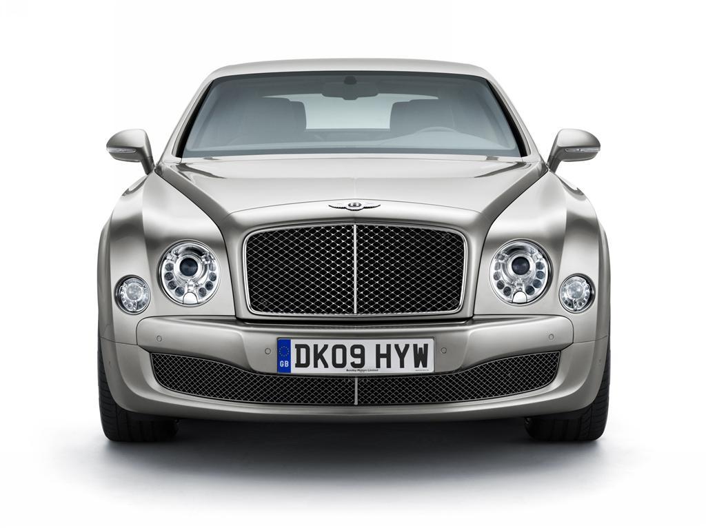 2010 Bentley Mulsanne  conceptcarzcom