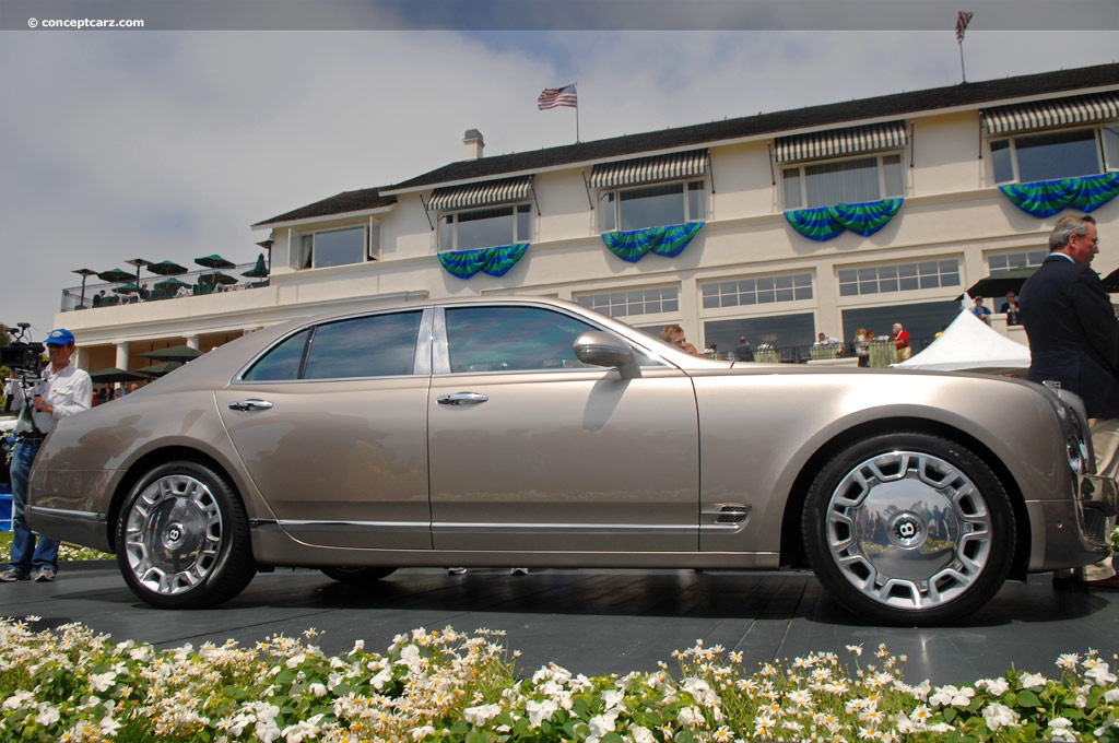 2010 Bentley Mulsanne Images Photo 2010BentleyMulsanneImage03jpg