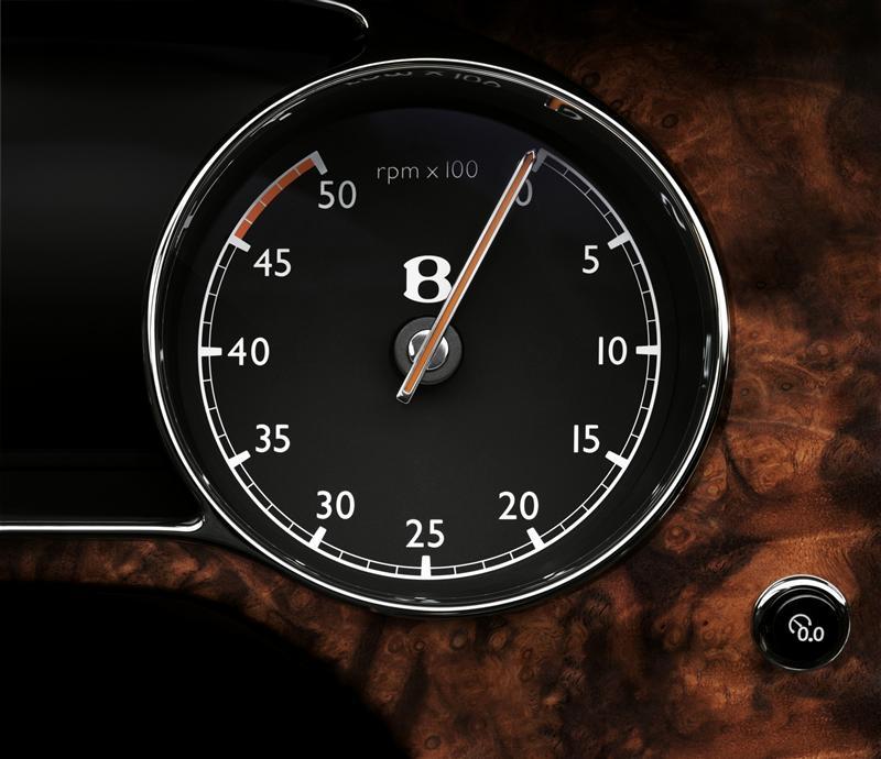 Bentley Continental Flying Spur Series 51: 2011 Bentley Mulsanne Image