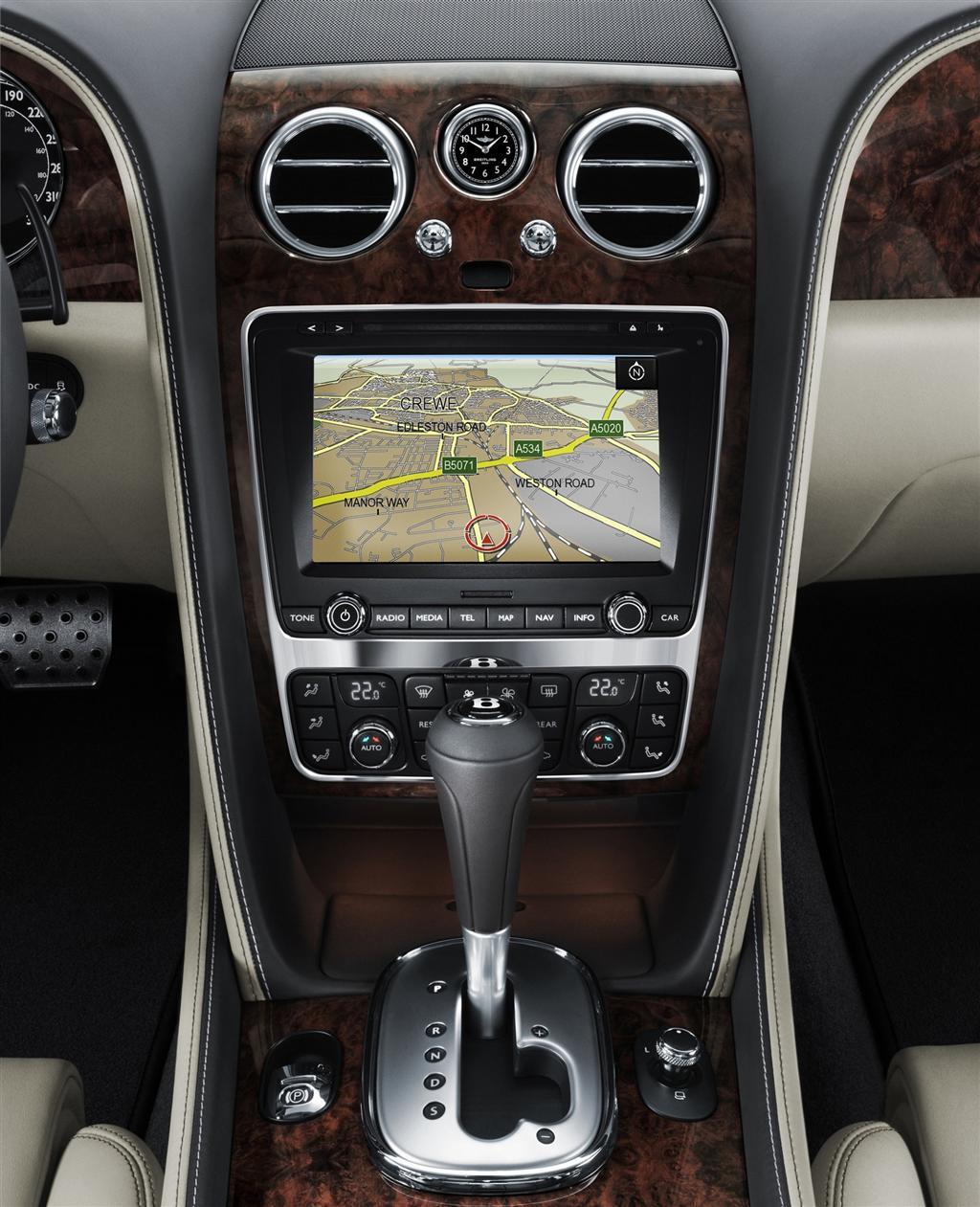 2012 bentley continental gt conceptcarz advanced production vanachro Gallery