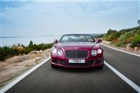 2013 Bentley Continental GT Speed Convertible image.