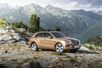 2017 Bentley Bentayga thumbnail image