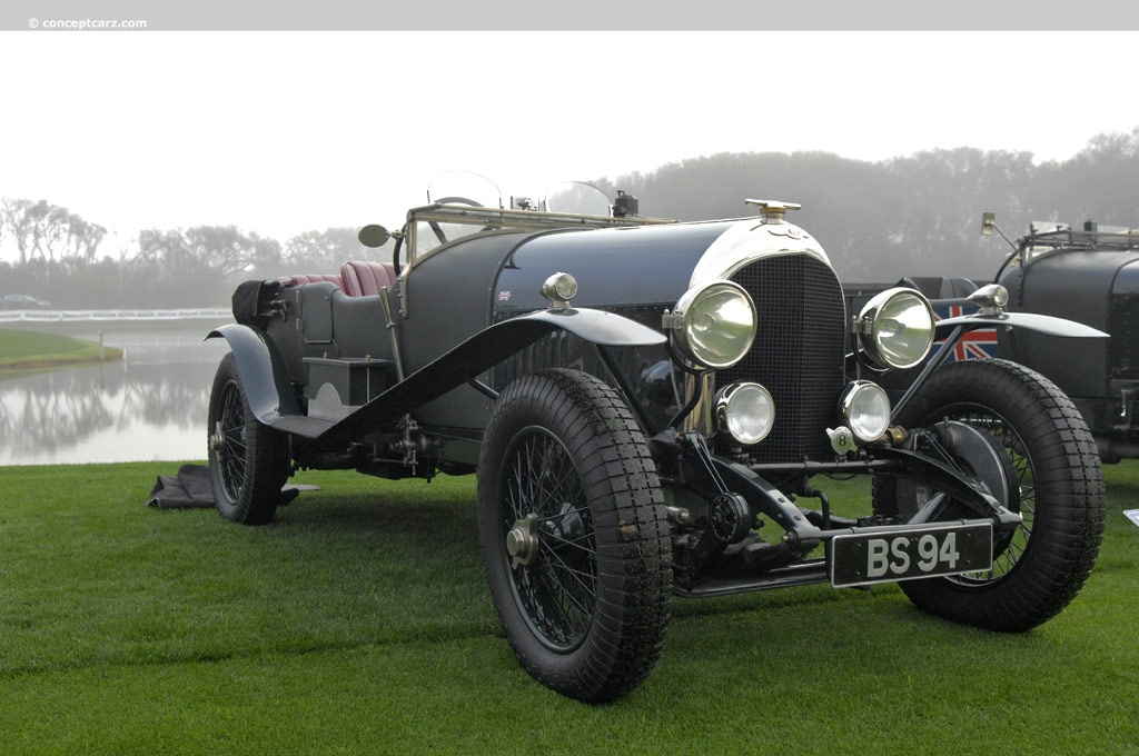 1924 Bentley 3 Litre Conceptcarz Com