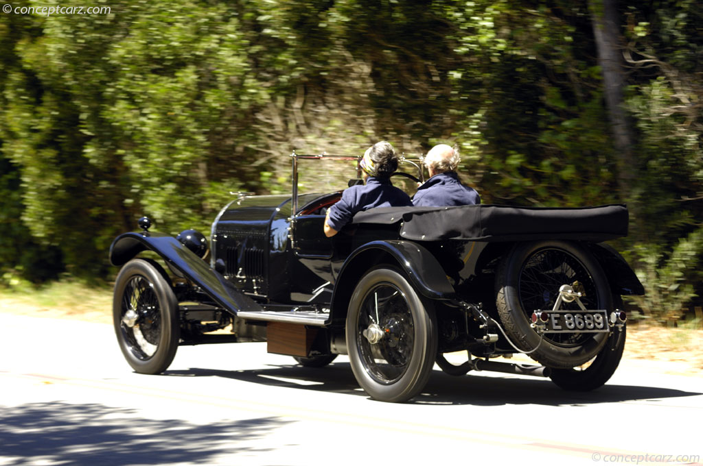 Auction Results And Data For 1926 Bentley 3 Liter Bonhams