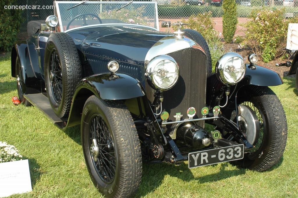 1926 Bentley 6.5 Litre photos