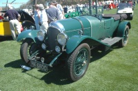 1928 Bentley 3-Litre Red Label Speed Model image.