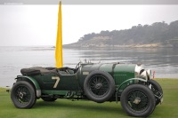 1928 Bentley 4.5 Litre image.