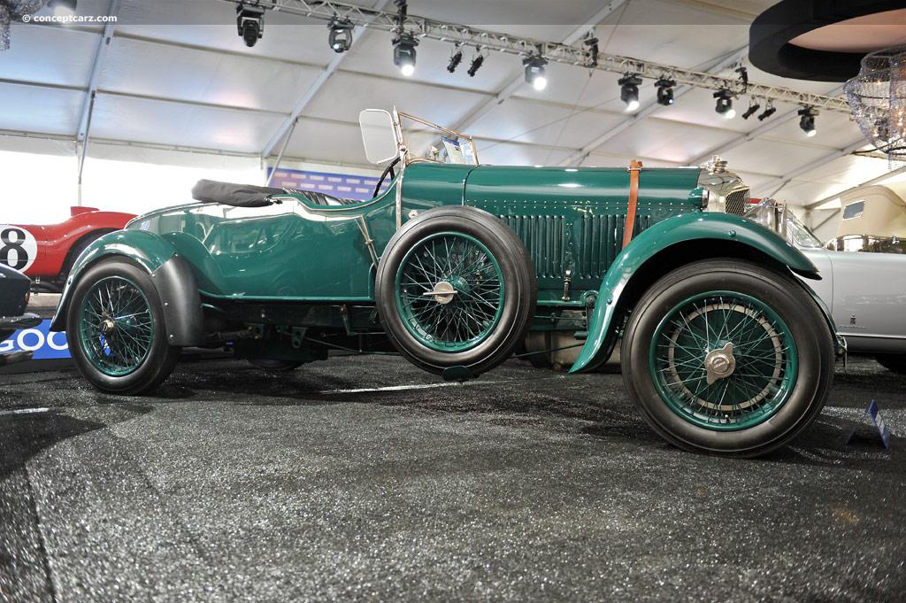 1929 Bentley 4.5 Litre photos