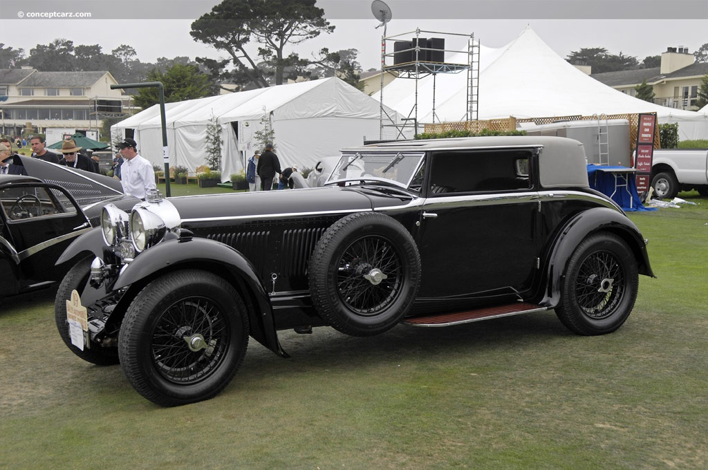1930 bentley speed six speed6 6 5 litre blue train special conceptcarz. Black Bedroom Furniture Sets. Home Design Ideas