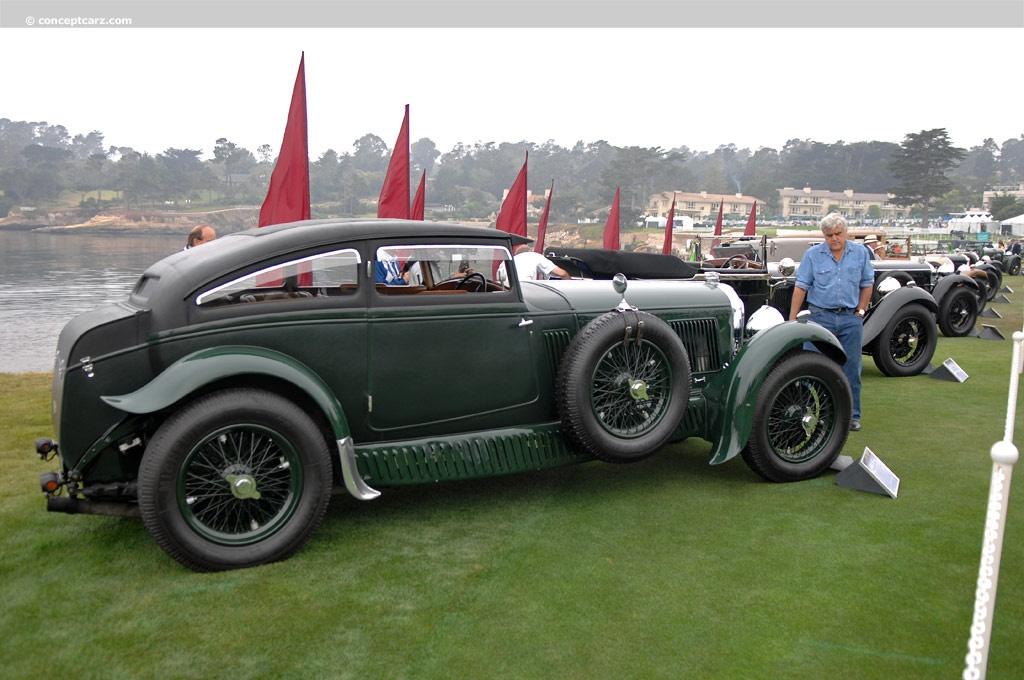 Bentley Speed Six pictures and wallpaper