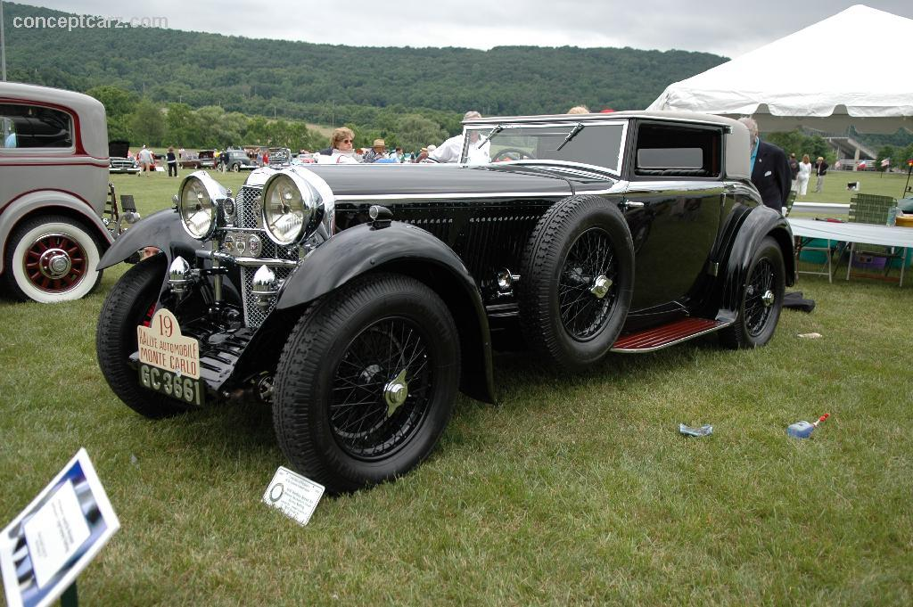 auction results and data for 1930 bentley speed six. Black Bedroom Furniture Sets. Home Design Ideas