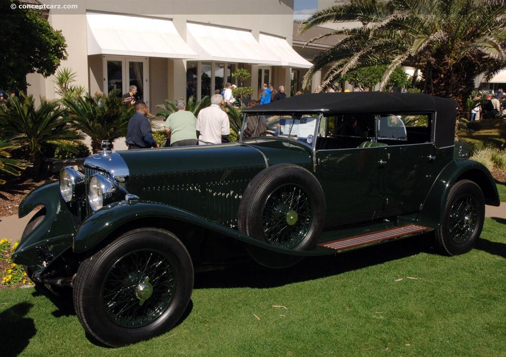 1931 Bentley 8-Liter photos