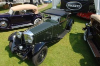 1932 Bentley 8-Litre image.