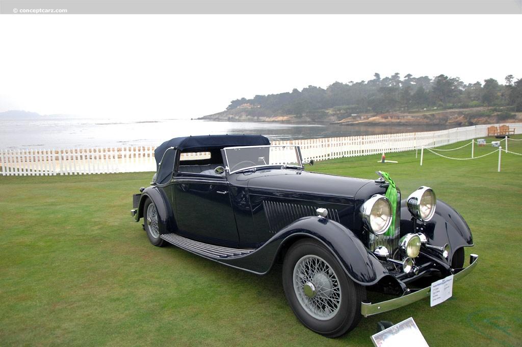 1934 Bentley 3.5-Liter photos