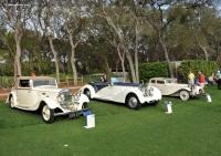 1935 Bentley 3.5 Liter image.