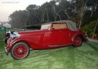 1935 Bentley 3.5 Liter