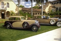 1936 Bentley 4¼ Liter image.
