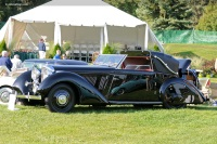 1936 Bentley 3.5 Liter image.