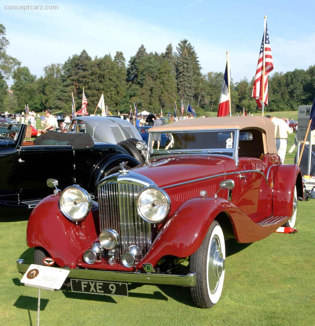 1936 Bentley 3.5 Liter