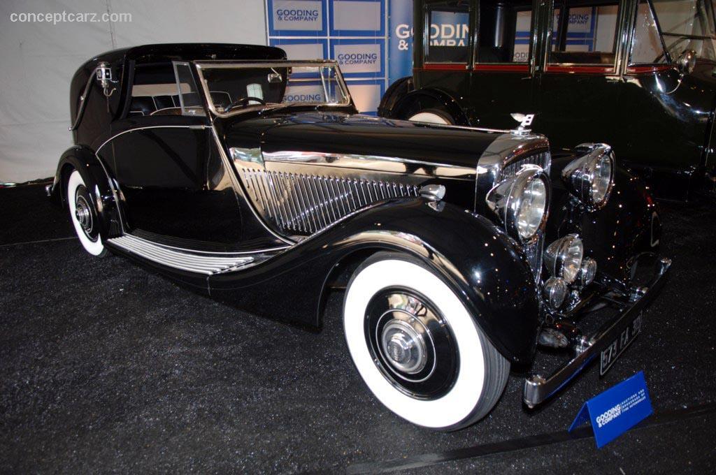 1940 Bentley 4 188 Liter Conceptcarz Com