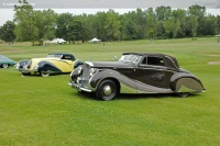 1947 Bentley Mark VI image.