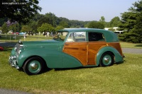1948 Bentley Mark VI Countryman image.