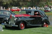 1949 Bentley Mark VI image.