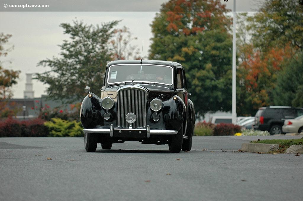 1949 Bentley Mark VI photos