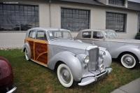 1950 Bentley Mark VI image.