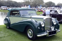 1952 Bentley Mark VI