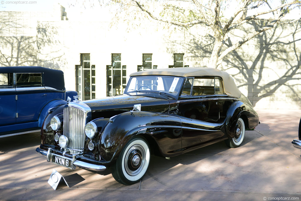 1953 Bentley R-Type photos