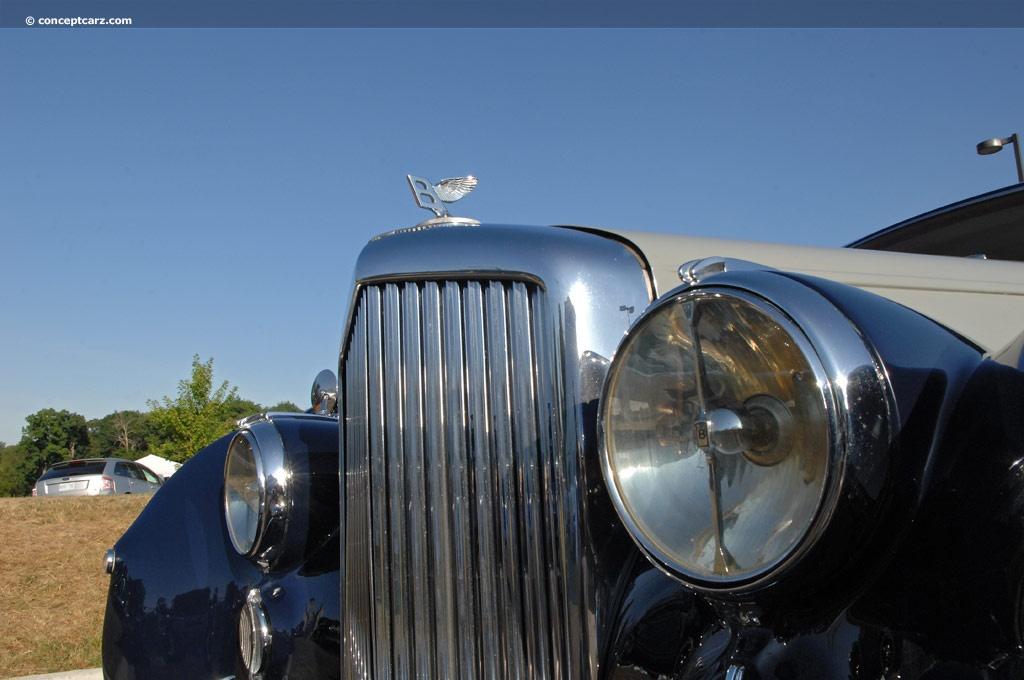 1953 Bentley R Type At The Vintage Motor Cars Of Meadow Brook