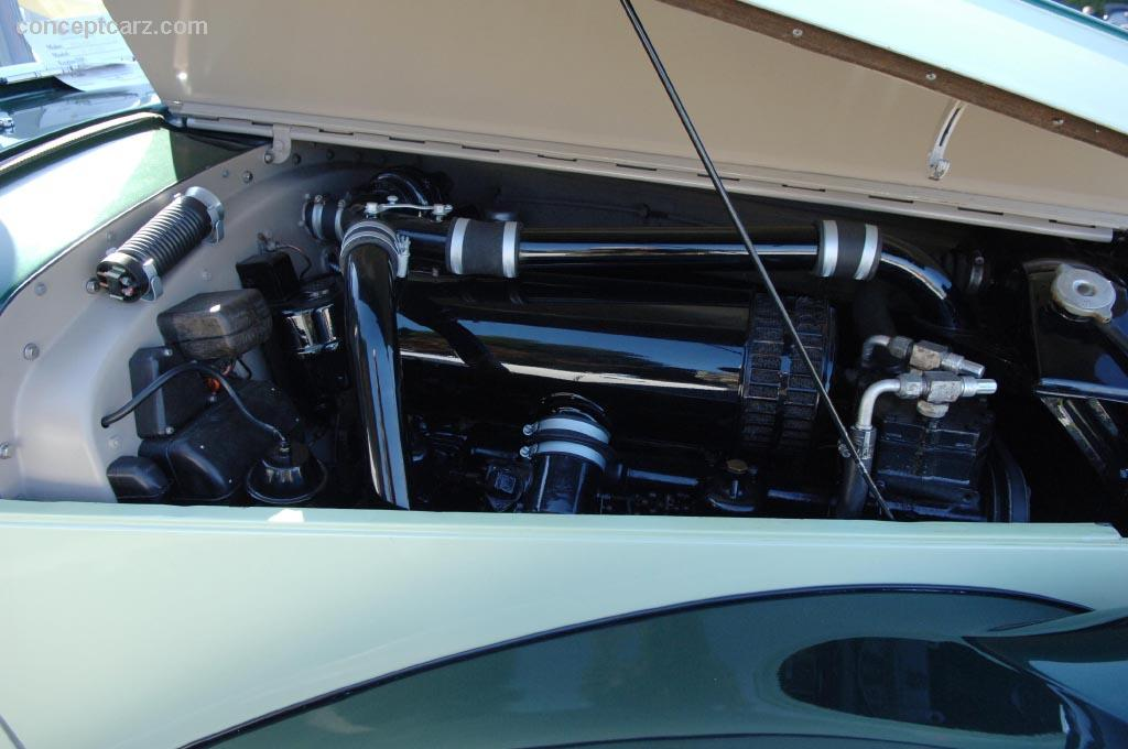 двигатель бентли р тайп 1953 года