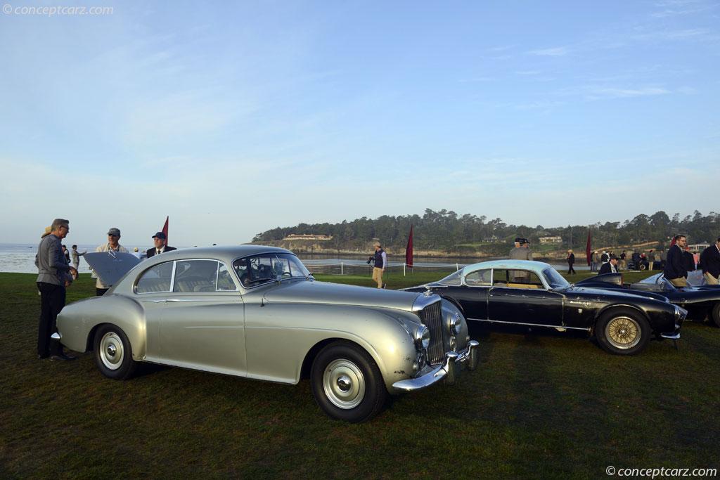 1955 Bentley R-Type photos