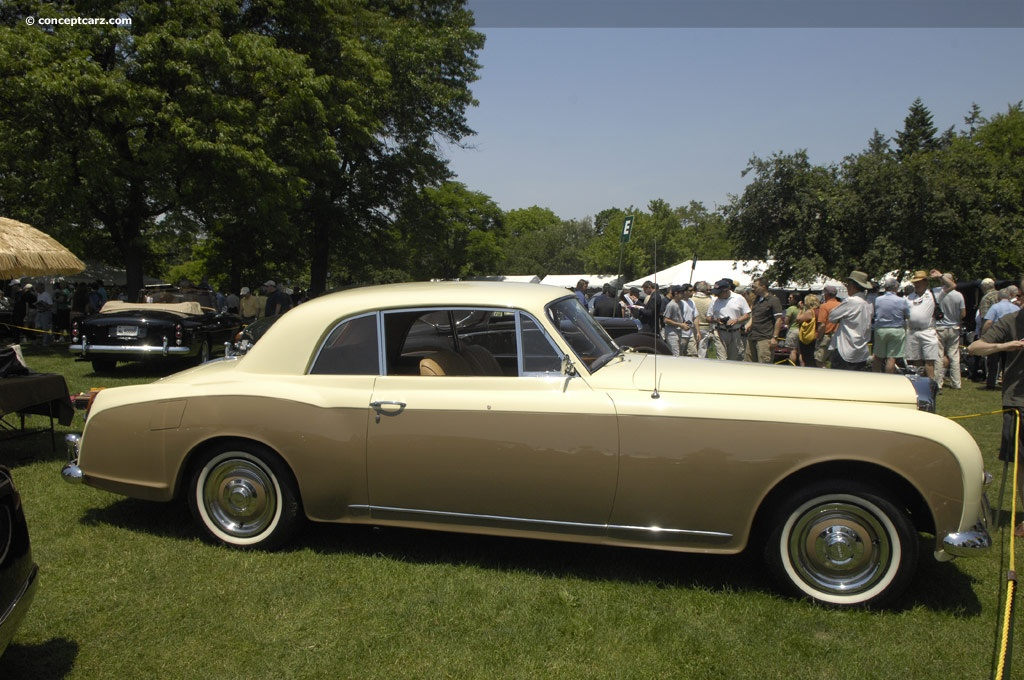 auction results and data for 1956 bentley s1. Black Bedroom Furniture Sets. Home Design Ideas