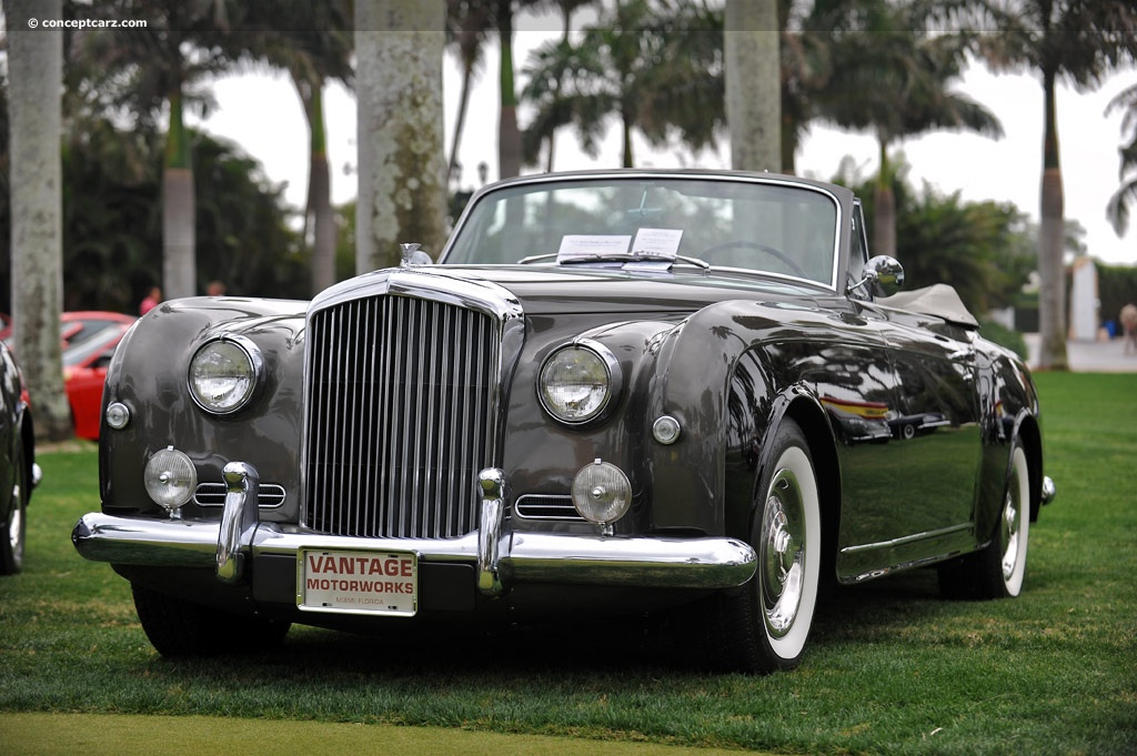1956 bentley s1 at the cavallino classic xix. Black Bedroom Furniture Sets. Home Design Ideas