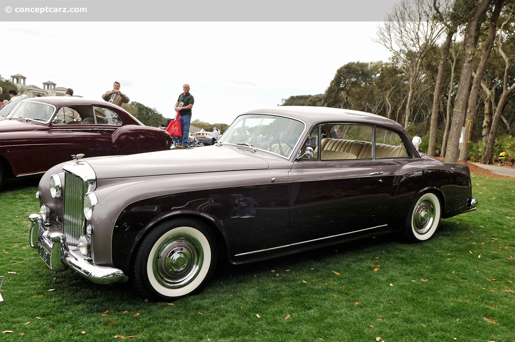 Bentley Continental S1 pictures and wallpaper