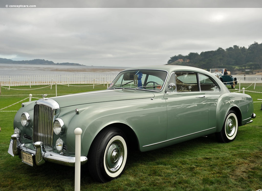1959 Bentley Continental S1 Image Chassis Number Bc38lel