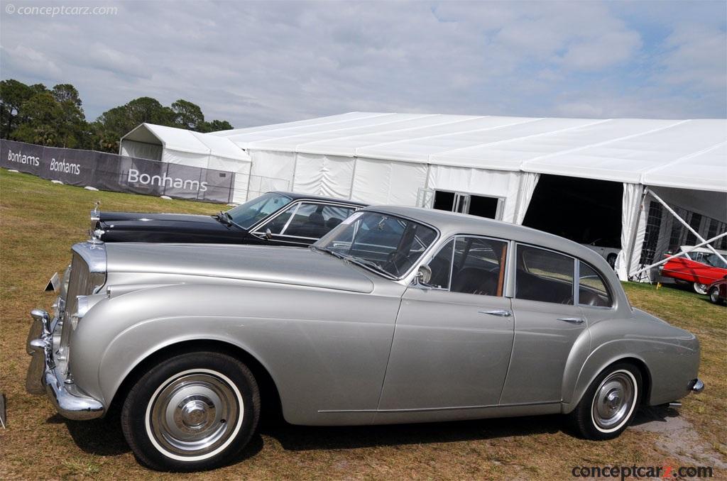 1959 Bentley Continental S1 photos