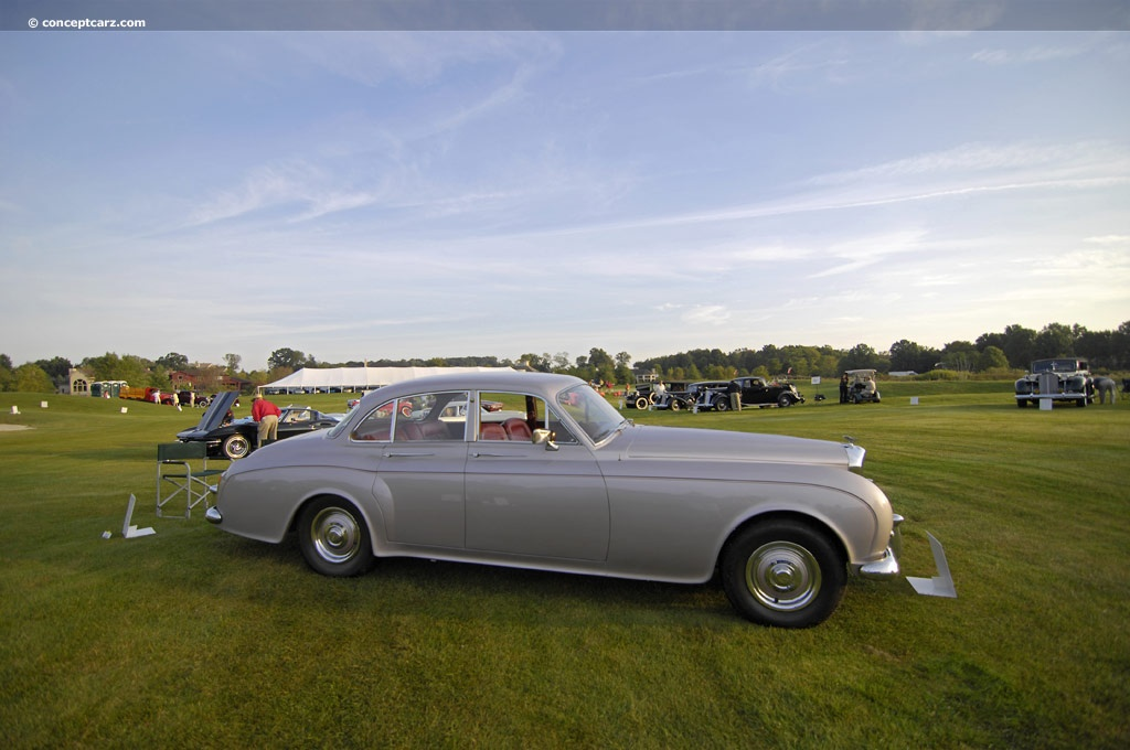 Bentley S2 Continental pictures and wallpaper