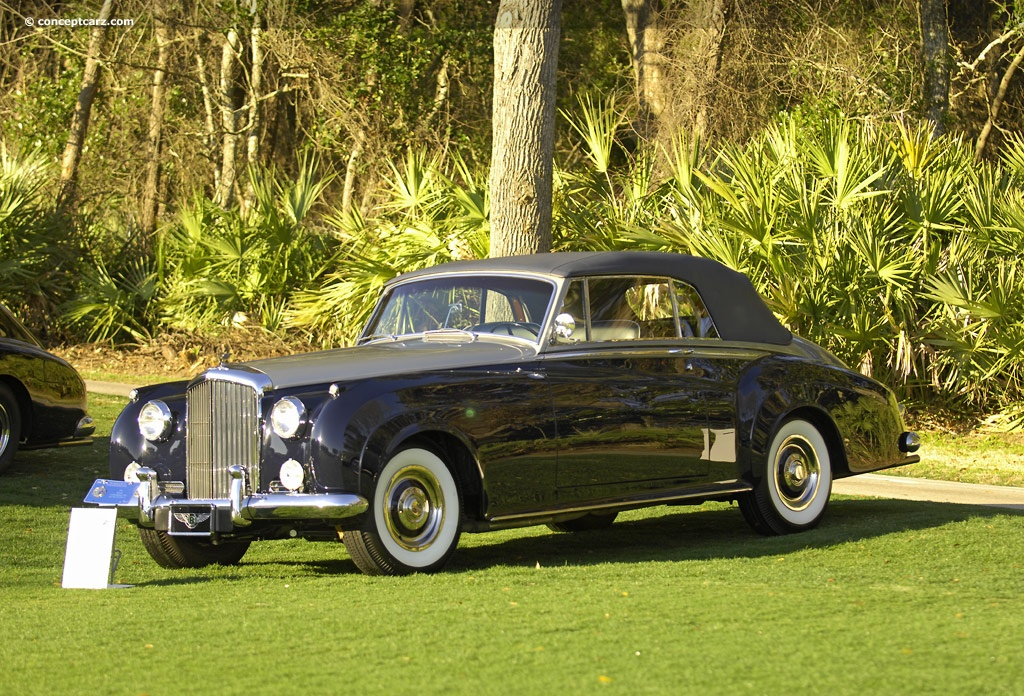 Image result for 1961 bentley s2