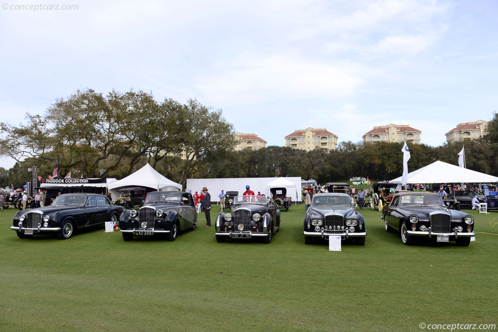 Bentley S3 Continental pictures and wallpaper