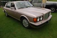 1996 Bentley Brooklands image.