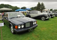 1997 Bentley Brooklands R image.