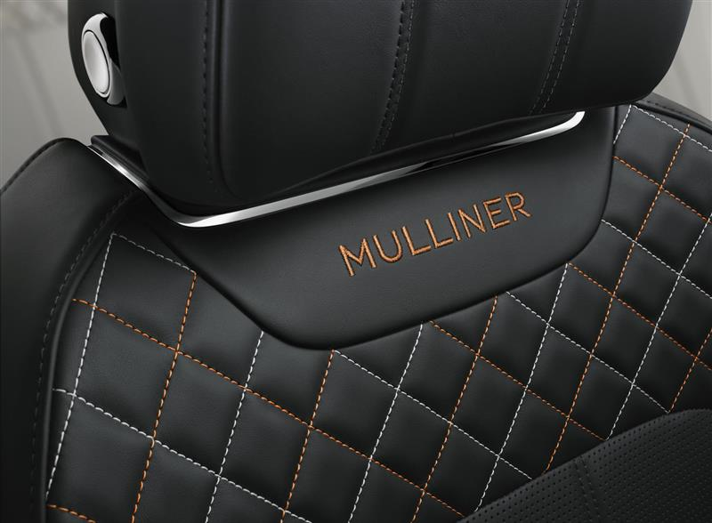 2017 Bentley Bentayga Mulliner