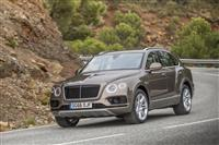 2017 Bentley Bentayga image.