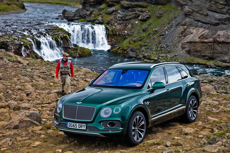 2017 Bentley Bentayga Image