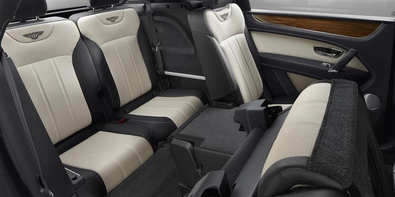 2017 Bentley Bentayga Image