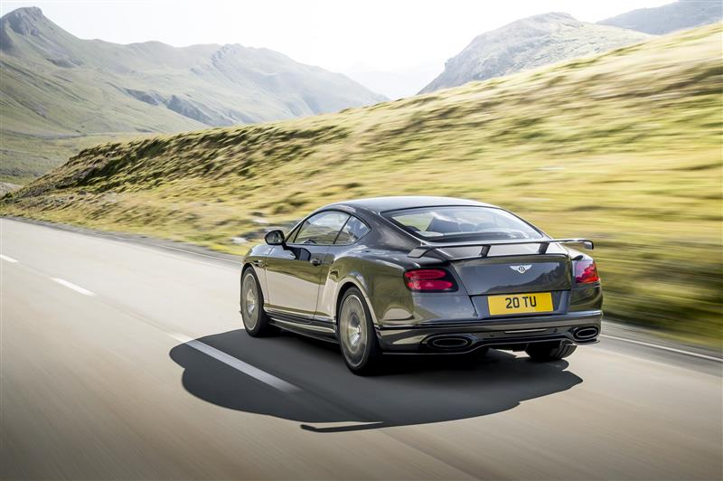 2017 Bentley Continental GT Speed Black Edition Image